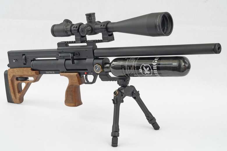 Cricket 2 Tactical PCP Air Rifle