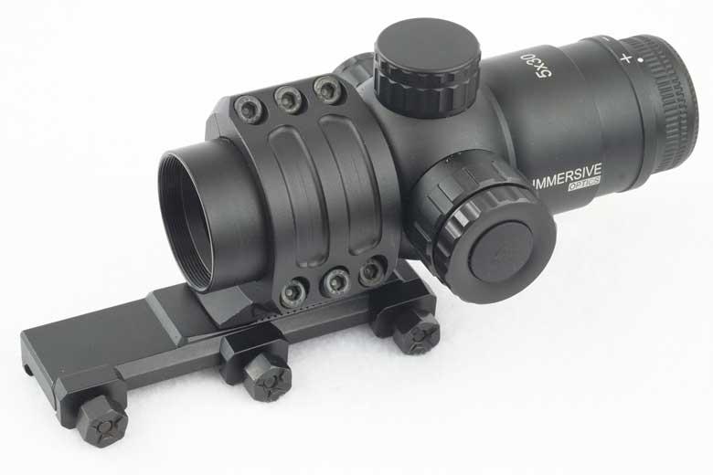 Immersive Optics Prismatic Air Rifle Scopes