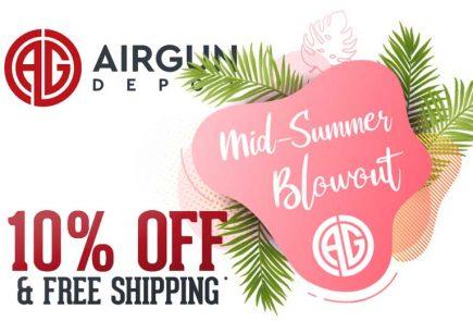 Airgun Depot Summer Sale - Get 10% Off