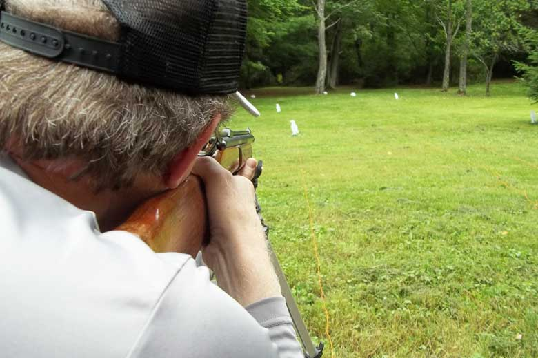 It's Back To Basics Field Target