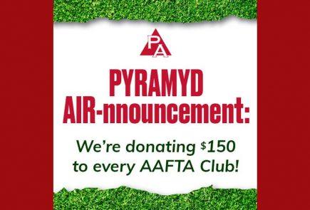 Pyramyd Air $150 Donation For All AAFTA Clubs