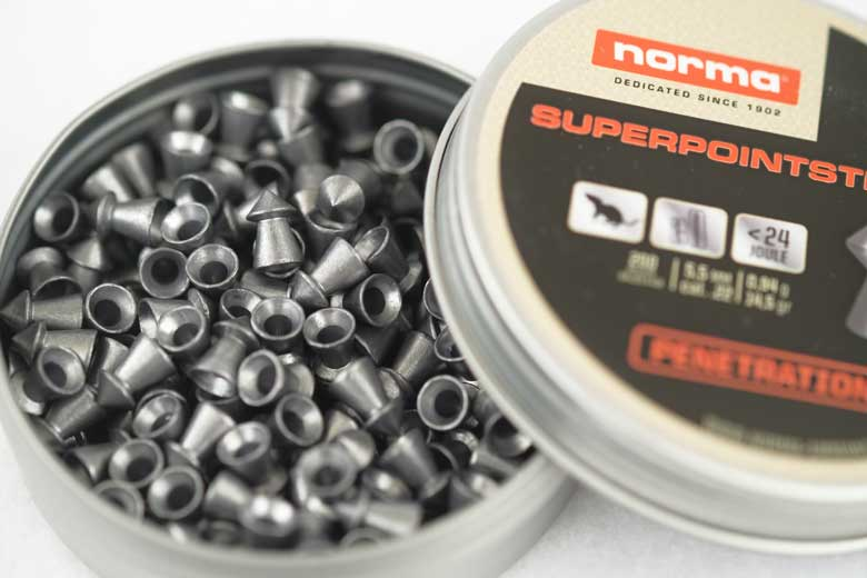 Norma Airgun Pellets - They're Finally Available!