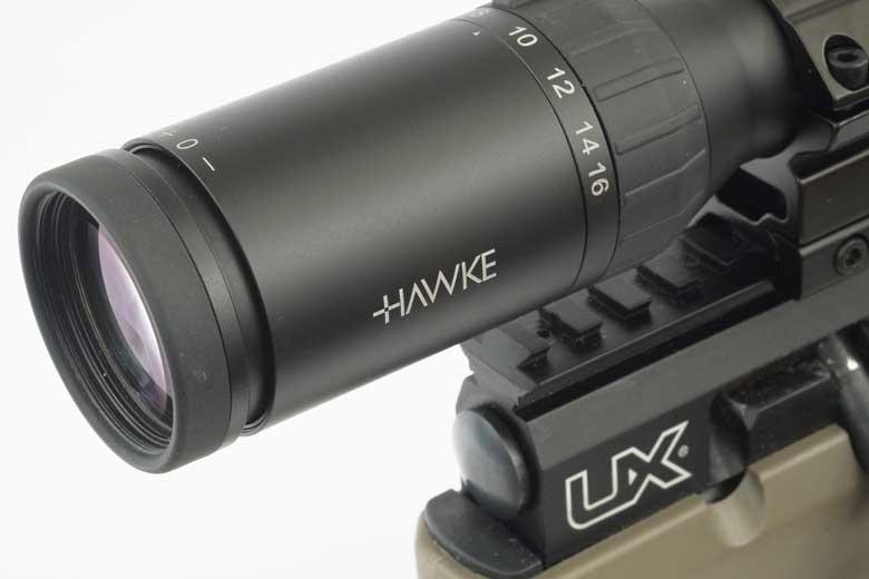 Airmax 30 WA SF 4-16x50 SF Scope