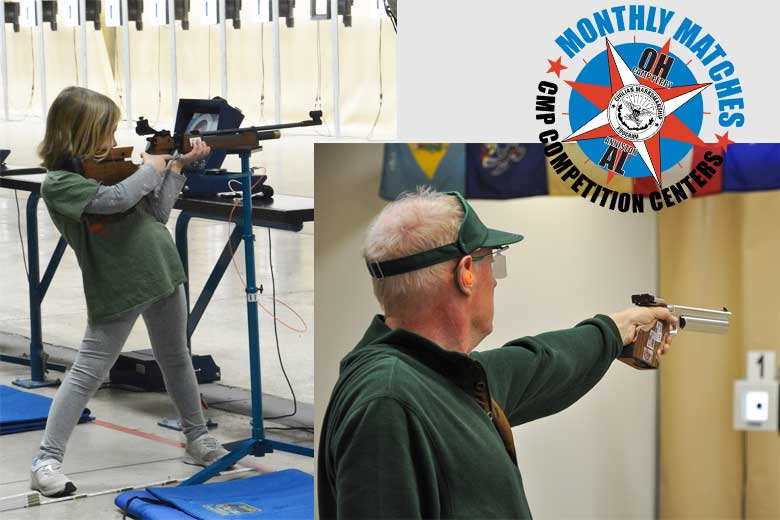 Sign Up Now for CMP's Fall Monthly Matches