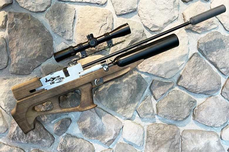 CM Endustri - A New Player In The PCP Airgun Market