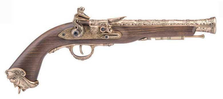 New Flintlock BB Pistol