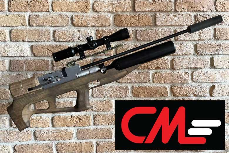 HAM Exclusive! CM Endustri - A New Player In The PCP Airgun Market