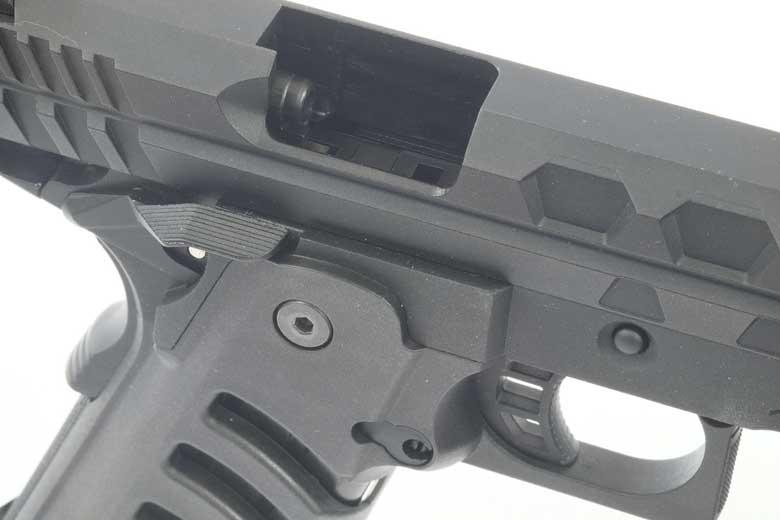 NxWerks Apocalypse BB pistol