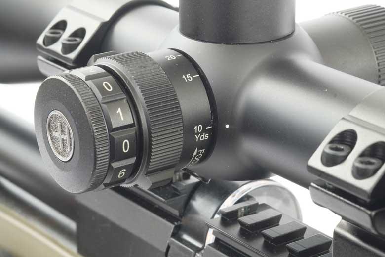 Airmax 30 WA SF 4-16x50 SF riflescope