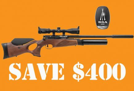 Save $400 In This BSA R10 SE Deal