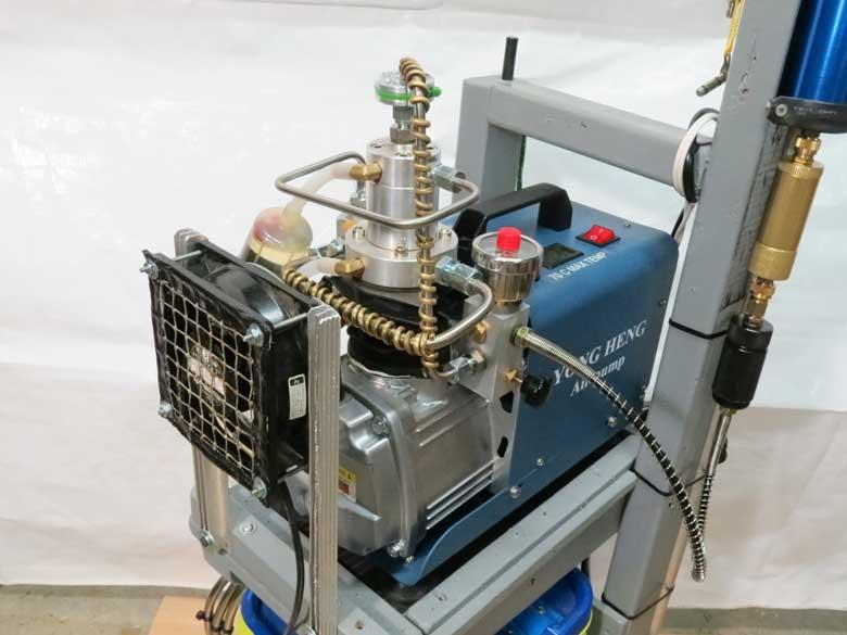 Yong Heng HPA Compressor