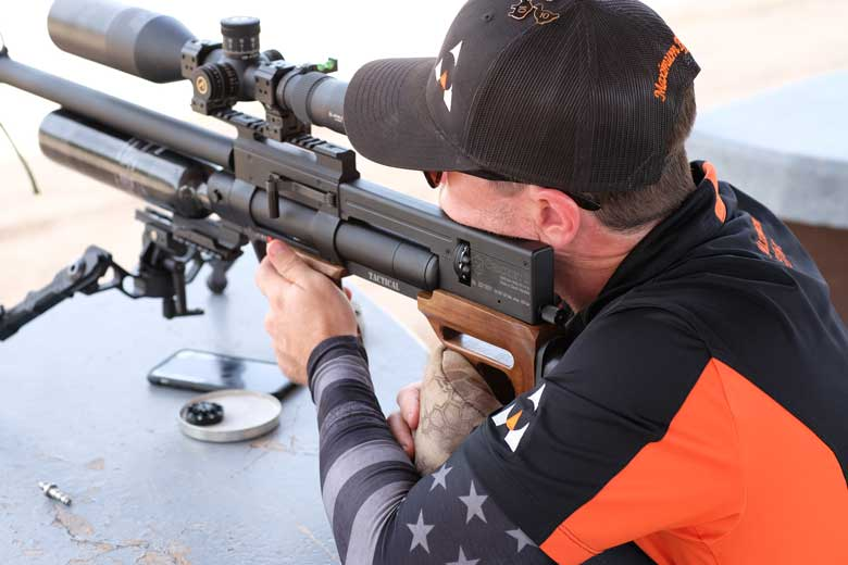 Cricket Tactical At Extreme Benchrest 2021
