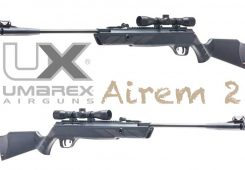 Coming Soon. The New Umarex Airem 2 Air Rifle