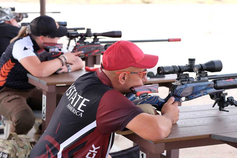 Why I Love The Daystate Red Wolf - EBR Competitors Speak