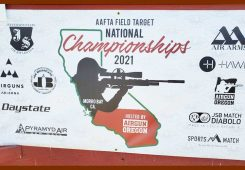 Eric Brewer Reports On the 2021 AAFTA Nationals - Part One