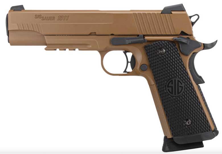 SIG Emperor Scorpion BB Pistol
