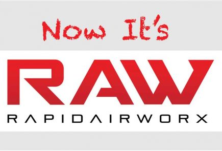 RAW Changes Name To Rapid Air Worx
